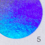 Foil swatches